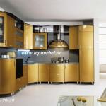 Гнутые кухни