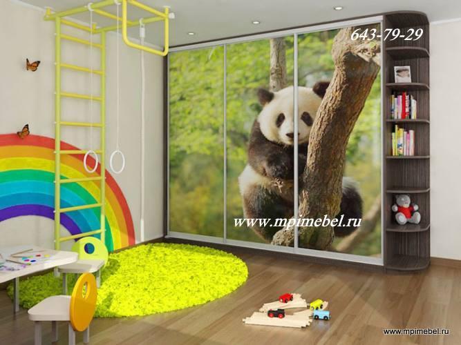 Шкафы купе детские каталог фото