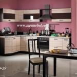 Кухня угловая   Модель 11