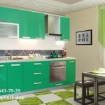 Кухня матовая эмаль
