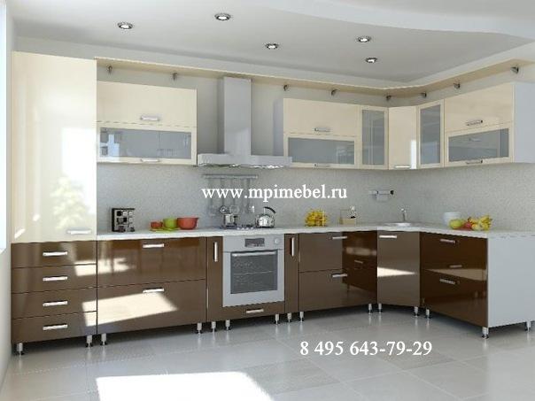 Мебель на кухню глянец