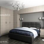 Распашной шкафв спальню