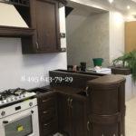Кухня массив проект 108