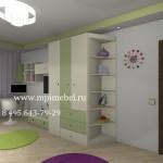 Детская мебель корпусная