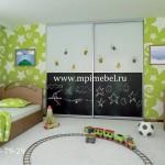 Детский шкаф для двоих детей