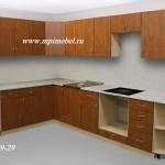 Кухня эконом ЛДСП.Модель 87 Угловая