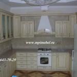 Столешница для кухни  из искусственного камня.  Литая мойка
