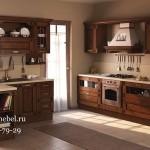 Кухня Флореале-Тик