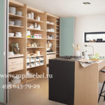 Шкаф гармошка на кухню