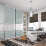Встроенная мебель Офис