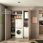 Шкаф гармошка          кухня
