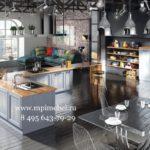 Кухня Милан Джинс 2