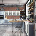 Кухня Милан Джинс 3